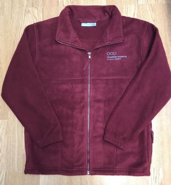 Cloudside Fleece with logo
